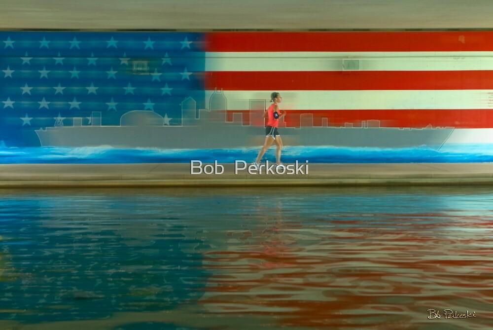Central Canal 02 by Bob  Perkoski