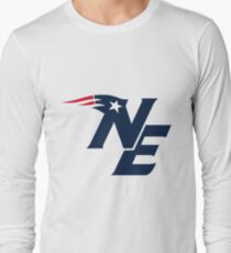 New England Patriots Long Sleeve T-Shirt
