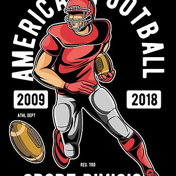 American football by NovaPaint