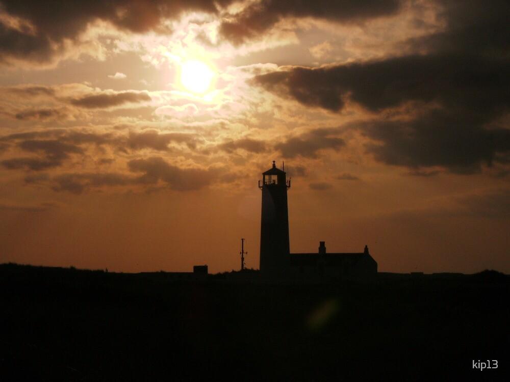 walney lighthouse Barrow-in-Furness,Cumbria,England by kip13