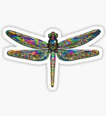 Dragonfly 2 Sticker
