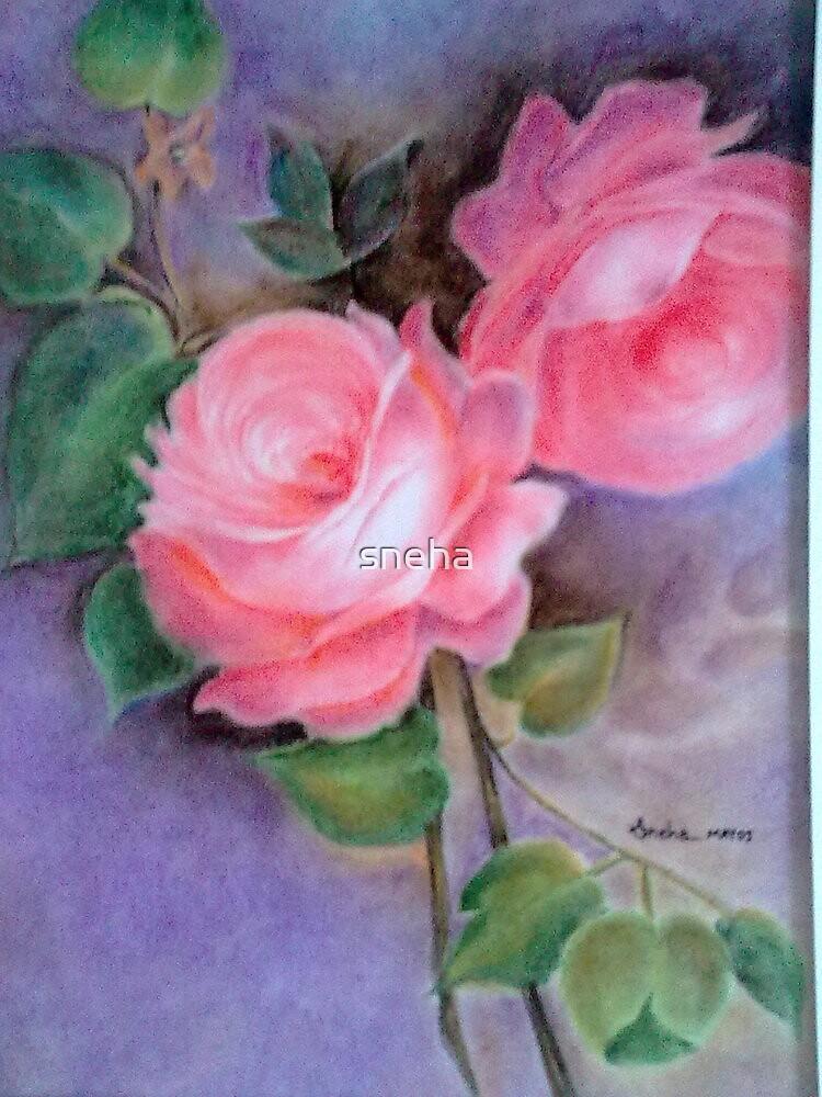 roses by sneha