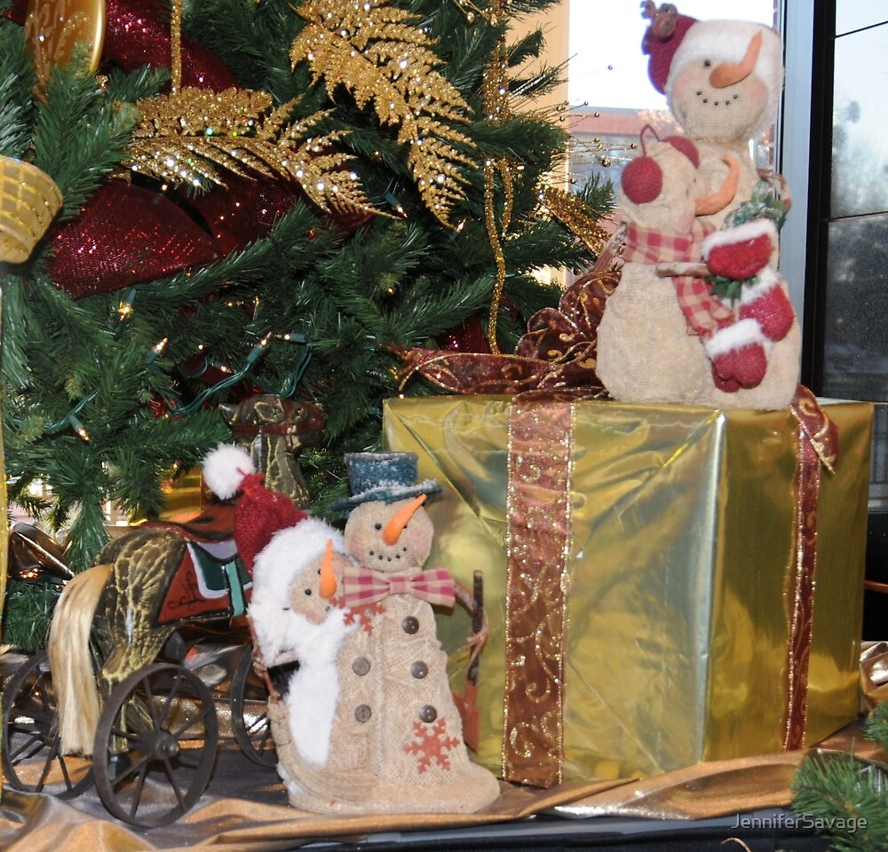 Christmas Decoration by JenniferSavage
