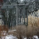 Through the Gardens by Lynn  Gibbons