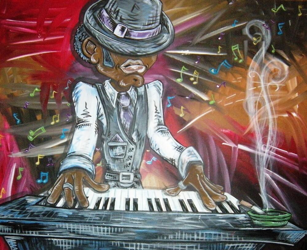 Jazz-Piano by Veronica Williams