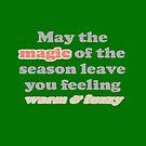 Magic of The Season by KawaiiNMore