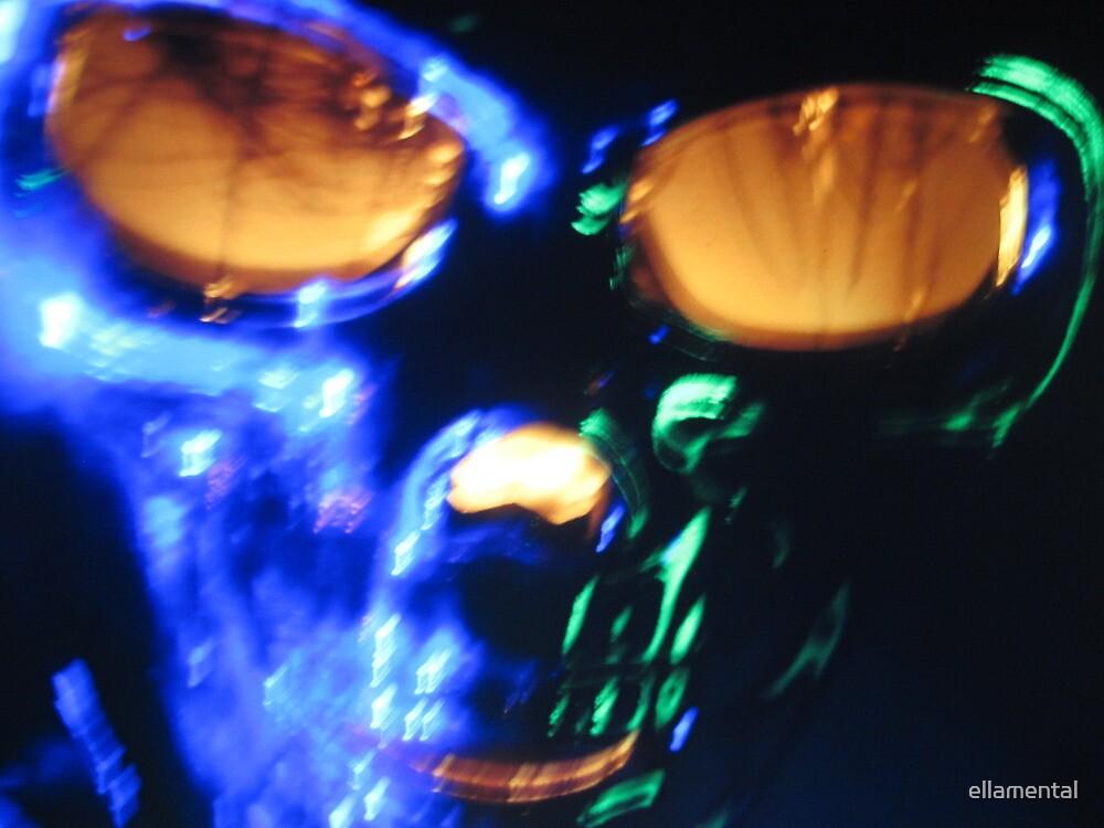 Shadow Beings Exposed  #3 by ellamental