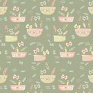Pasta pasta - green by youdesignme
