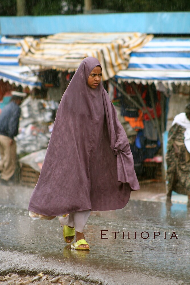 Ethiopia art 49 by Kelly Putty