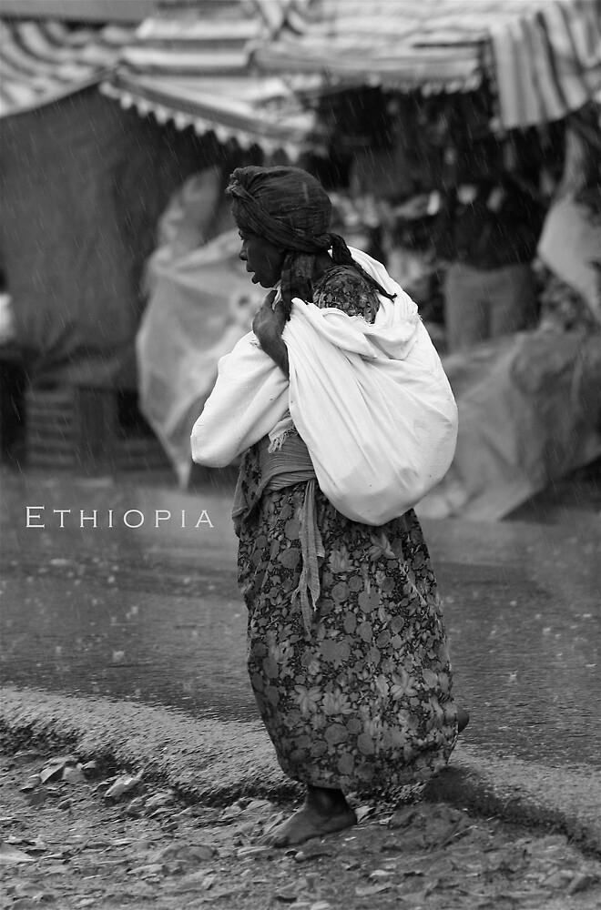 Ethiopia art 50 by Kelly Putty