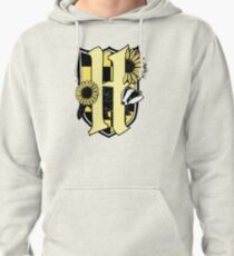 Honey Badger Crest (Color Icon Only) Pullover Hoodie