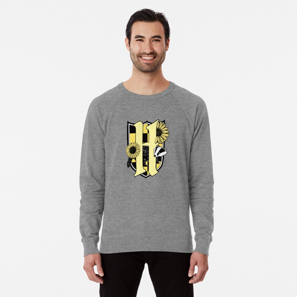 Honigdachswappen (nur Farbsymbol) Leichter Pullover