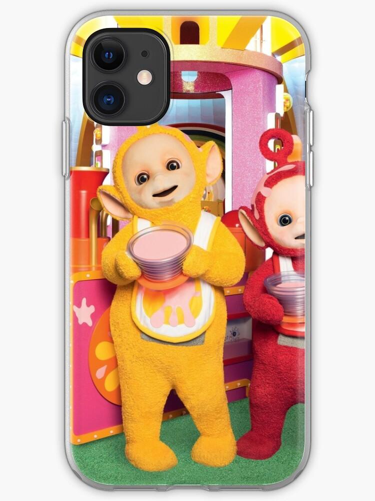 Teletubbies iphone case