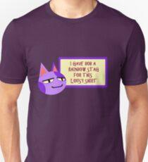 For A Lousy Shirt Unisex T-Shirt