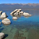 Sand Harbor by Steve Hunter