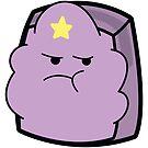 Lumpy Space Princess - Adventure Time Boxheadz by Justin Fidencio