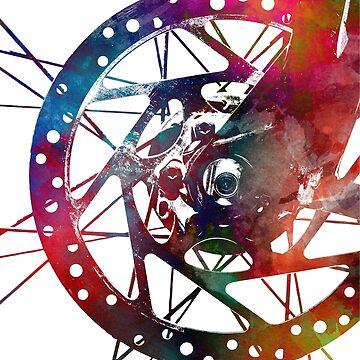 Cycling #cycling #sport by JBJart