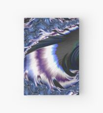 Moving Crystal Hardcover Journal