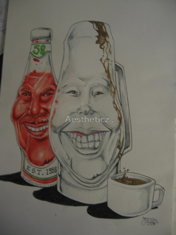 ketcup & Coffee by Aestheticz .