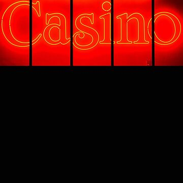 Casino Neon Sign Bar Sign by stacyanne324