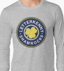 Letterkenny Shamrocks Hockey Long Sleeve T-Shirt