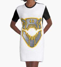 Drumheller Dino Graphic T-Shirt Dress