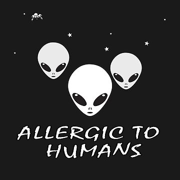 Allergic to humans by -monkey-