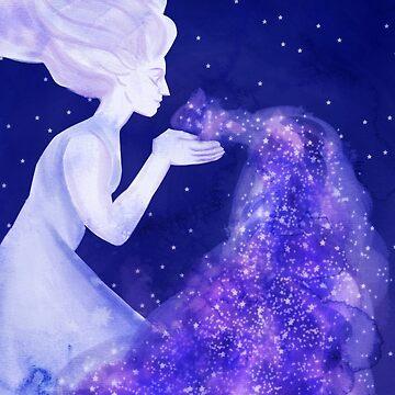 Milky Way by bluesparkle