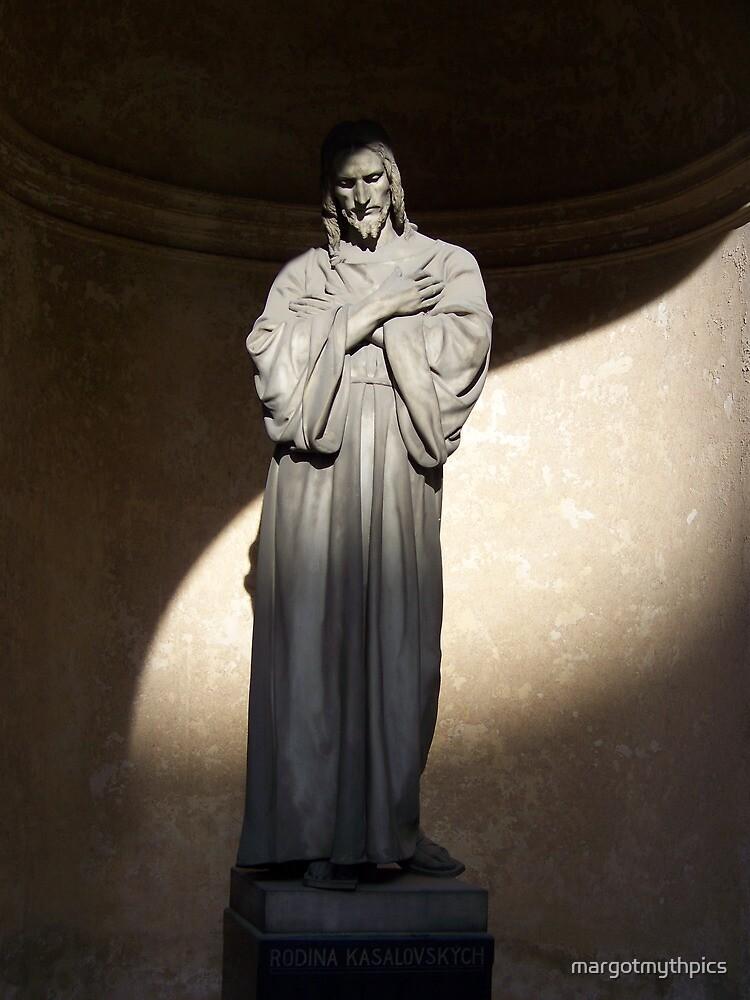 Jesus in Prague by margotmythpics