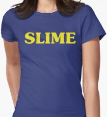 Slime Women's Fitted T-Shirt