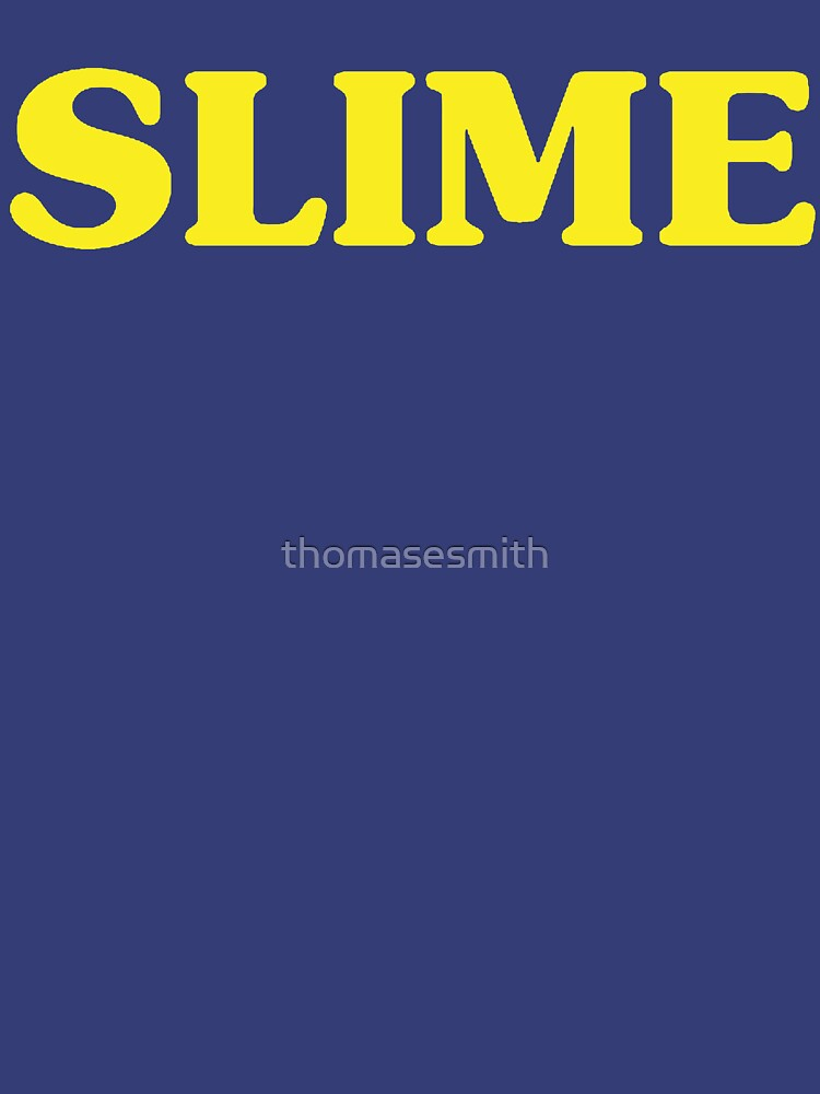 Slime by thomasesmith