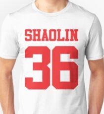 36 Shaolin-Kammern Unisex T-Shirt