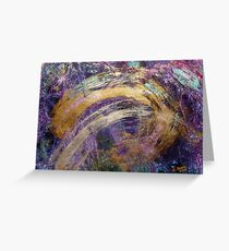 Wind at Night Greeting Card