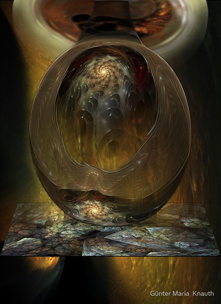 MYSTIC CRYSTAL by Günter Maria  Knauth