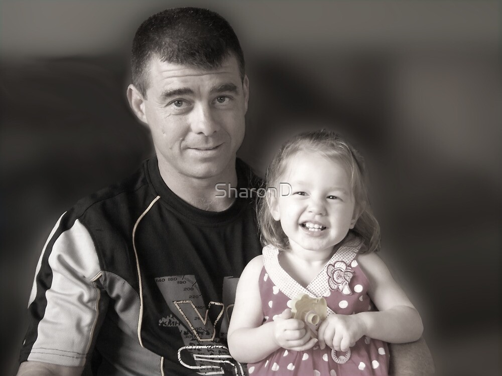 Uncle and Niece by SharonD