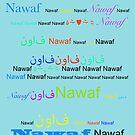 Nawaf نواف by Monica Batiste