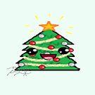 Kawaii Christmas Tree by KawaiiNMore