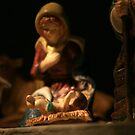 Baby Jesus in a Manger... by RockyWalley