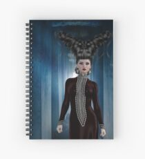 Feed the Rain Spiral Notebook