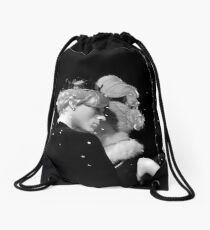 Dance to my Fears Drawstring Bag