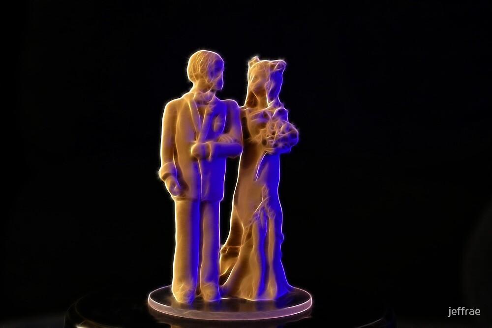 Bride and Groom by jeffrae