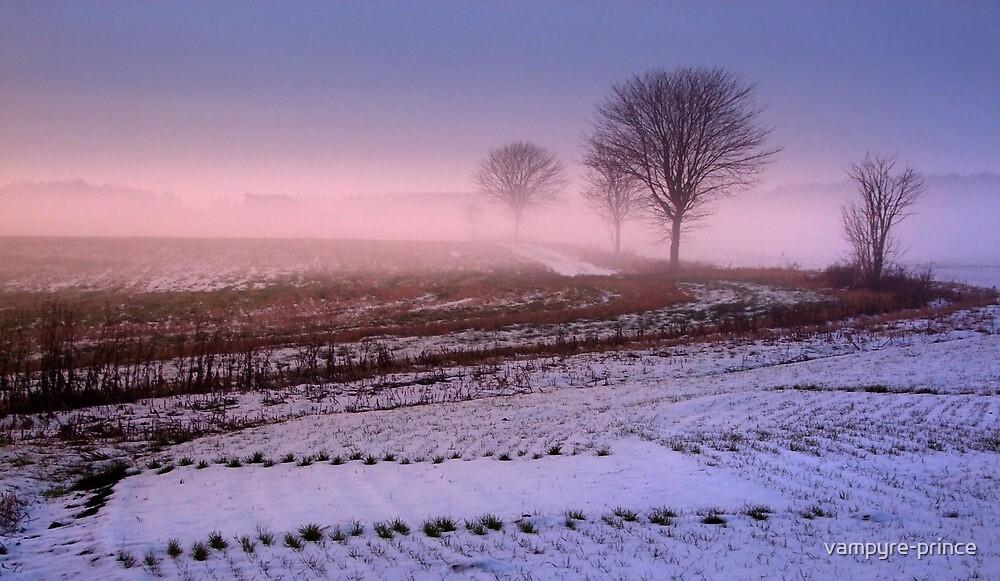 Christmas Mist by vampyre-prince