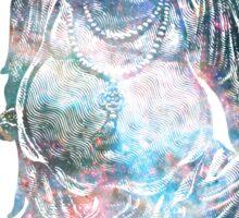 Tarantula Nebula | Happy Buddha Remixx Sticker