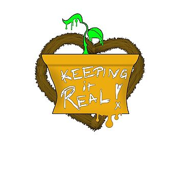 Keeping it Real by MsMiscellaneous