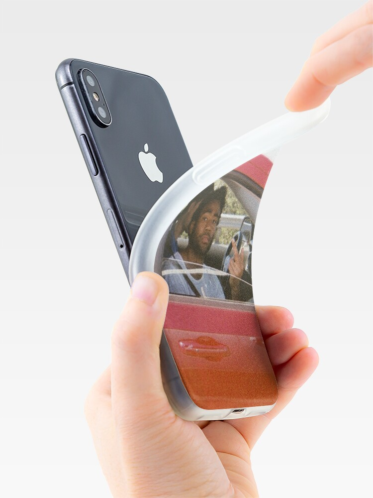Alternate view of Childish Gambino iPhone Case & Cover