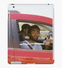 Childish Gambino iPad Case/Skin