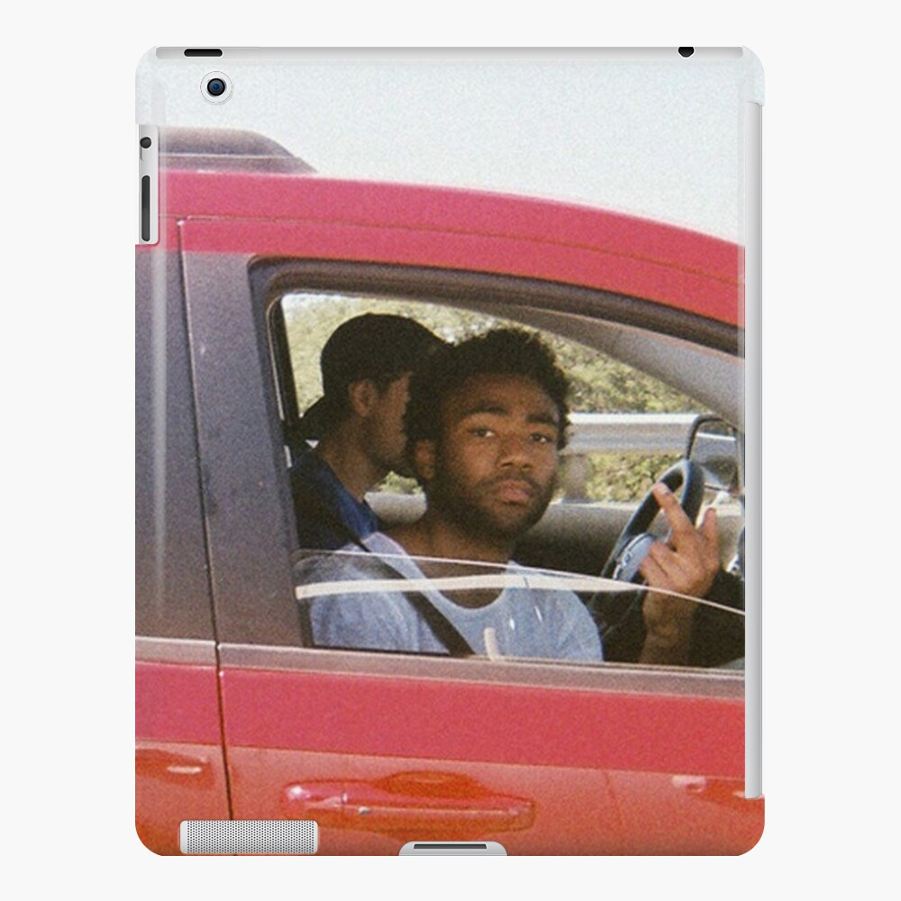Childish Gambino iPad Case & Skin