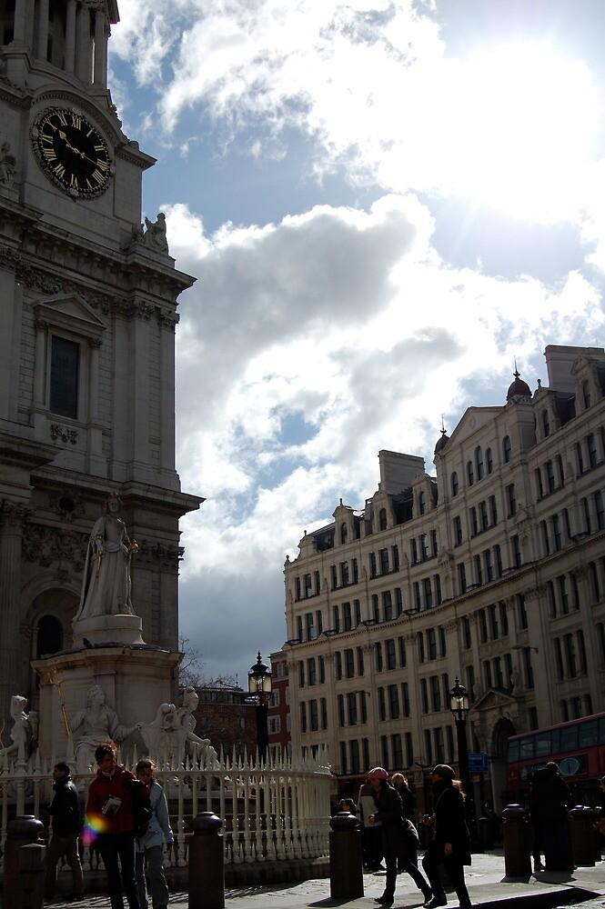 in pursuit of St. Paul's by LeanneDixon