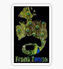 Frank Zappa Stickers Redbubble