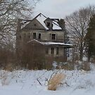 3 Story Abandoned house by DariaGrippo